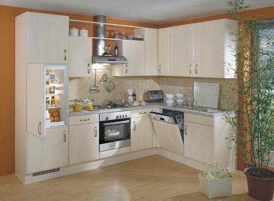 Natura 371 eine kleine küche mit großer wirkung